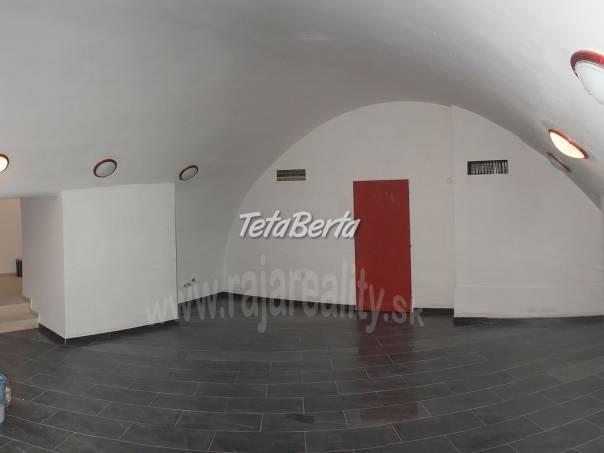 Priestor vhodný na bar - 250 m2 - po rekonštrukcii, foto 1 Reality, Kancelárie a obch. priestory | Tetaberta.sk - bazár, inzercia zadarmo