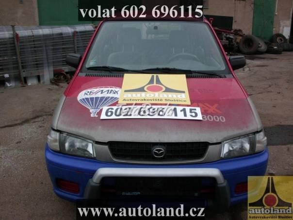Mazda Demio VOLAT, foto 1 Auto-moto | Tetaberta.sk - bazár, inzercia zadarmo