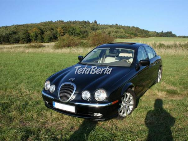 Jaguar S-Type 3.0 L V6 EXECUTIVE - EKO ZAPLACEN, foto 1 Auto-moto, Automobily   Tetaberta.sk - bazár, inzercia zadarmo