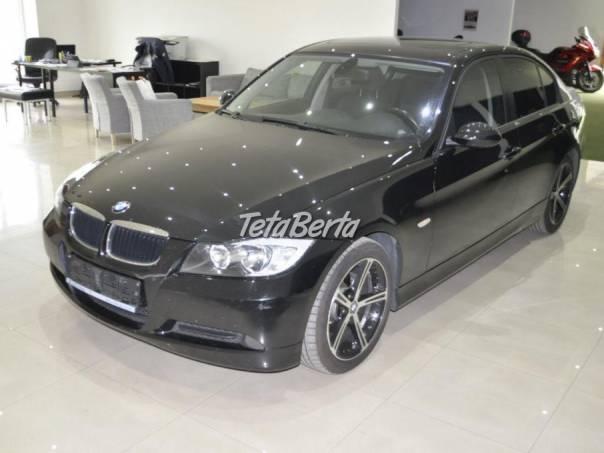 BMW Řada 3 318i,ČR 1.majitel,velka navigace,, foto 1 Auto-moto, Automobily | Tetaberta.sk - bazár, inzercia zadarmo