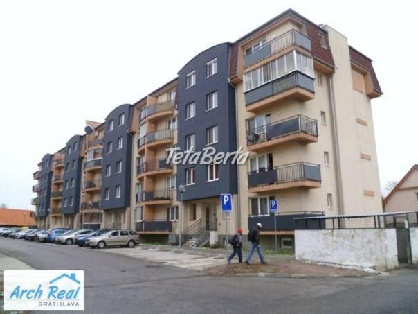 Ponúkame na predaj veľký 3 - izbový byt s garážou, 13-ročná novostavba, ul. Baltská, Podunajské Biskupice, Bratislava II., foto 1 Reality, Byty | Tetaberta.sk - bazár, inzercia zadarmo