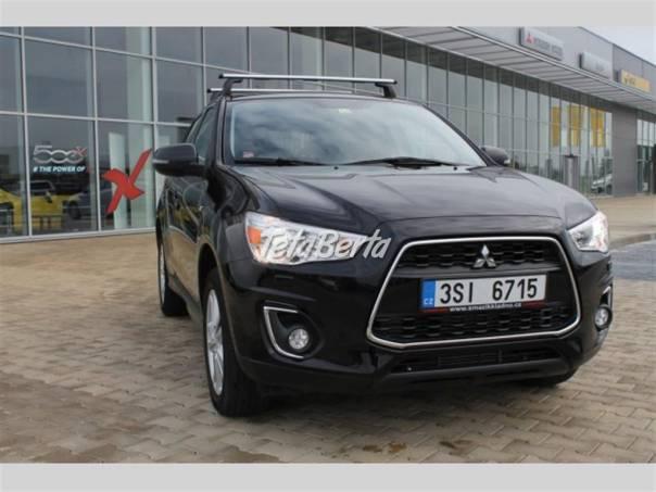 Mitsubishi ASX 2,2 DI-D 4WD 6AT INTENSE, foto 1 Auto-moto, Automobily | Tetaberta.sk - bazár, inzercia zadarmo