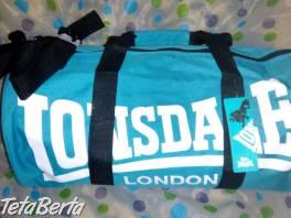 Nova cestovna taska Lonsdale - 54 x 26 x 26 cm , Móda, krása a zdravie, Kabelky a tašky  | Tetaberta.sk - bazár, inzercia zadarmo