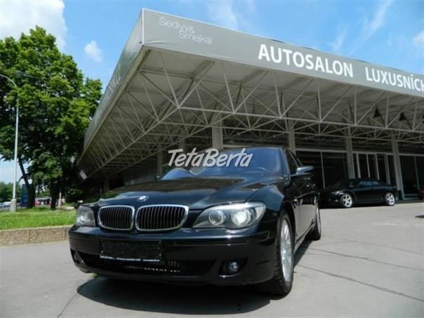 BMW Řada 7 750i PLNÁ VÝBAVA, foto 1 Auto-moto, Automobily | Tetaberta.sk - bazár, inzercia zadarmo
