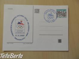 Obálky a Korešponďáky Sydney 2000 , Hobby, voľný čas, Umenie a zbierky  | Tetaberta.sk - bazár, inzercia zadarmo