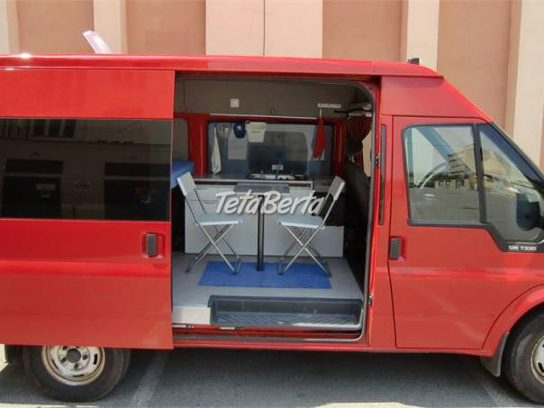 Ford Transit 2,4 TDCI - OBYTNÝ, foto 1 Auto-moto, Automobily | Tetaberta.sk - bazár, inzercia zadarmo