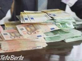 Pôžicka od 1000 do 800000 eur , Elektro, Ostatné  | Tetaberta.sk - bazár, inzercia zadarmo