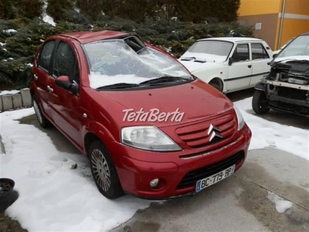 Citroën C3 1.6 hdi tel:, foto 1 Auto-moto | Tetaberta.sk - bazár, inzercia zadarmo