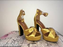 Sandále Glamorous - NOVÉ , Móda, krása a zdravie, Obuv  | Tetaberta.sk - bazár, inzercia zadarmo