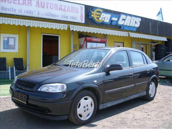 Opel Astra 1.4   KLIMA,ABS, foto 1 Auto-moto, Automobily | Tetaberta.sk - bazár, inzercia zadarmo