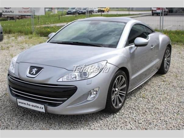 Peugeot RCZ 1.6 THP, nové v CZ, foto 1 Auto-moto, Automobily | Tetaberta.sk - bazár, inzercia zadarmo