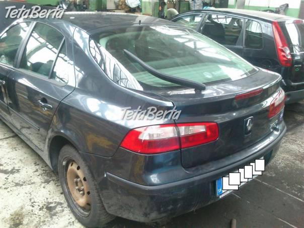 Renault Laguna II 1,9 DCi 79 kw, 2003 F9Q T 754, foto 1 Auto-moto, Náhradné diely a príslušenstvo   Tetaberta.sk - bazár, inzercia zadarmo