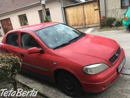 Opel Astra G 1.4 16V  , Auto-moto, Automobily  | Tetaberta.sk - bazár, inzercia zadarmo