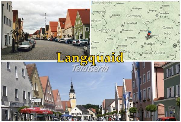 Langquaid - ponuka opatrovania pri Regensburgu , foto 1 Práca, Vzdelávanie | Tetaberta.sk - bazár, inzercia zadarmo