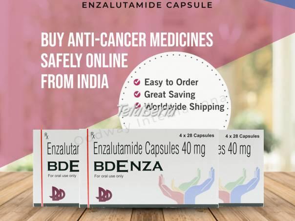Veľkoobchodná cena generickej kapsuly Bdenza 40mg v Indii - Oddway International, foto 1 Móda, krása a zdravie, Starostlivosť o zdravie   Tetaberta.sk - bazár, inzercia zadarmo