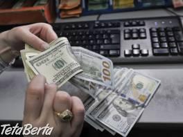 potrebujú osobnú investíciu , Obchod a služby, Financie  | Tetaberta.sk - bazár, inzercia zadarmo