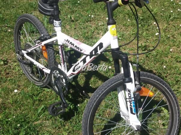 Predám detský horský bicykel CTM Jimmy, foto 1 Pre deti, Ostatné | Tetaberta.sk - bazár, inzercia zadarmo