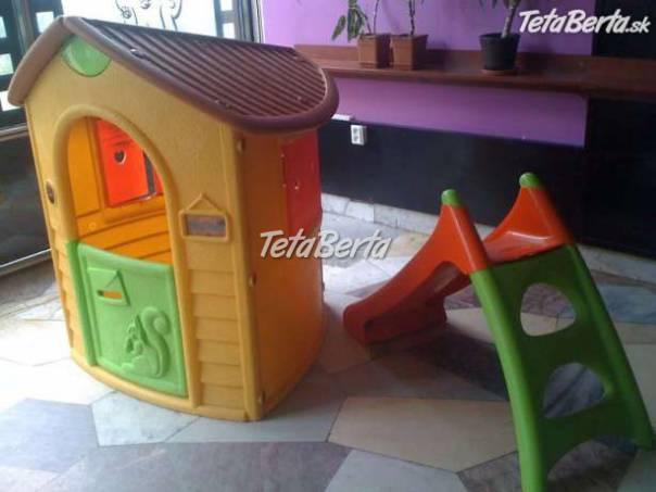 4e22f6d39a58 Predám detský záhradný domček Smoby