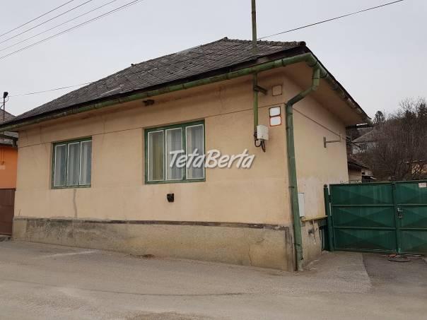 Rodinný dom Jasov, foto 1 Reality, Domy   Tetaberta.sk - bazár, inzercia zadarmo