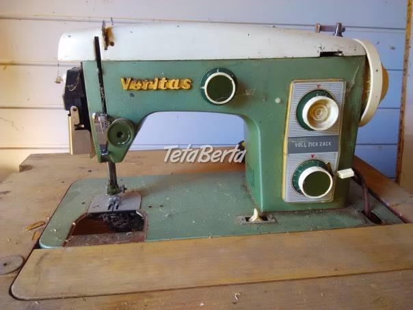 Predám šijací stroj Veritas,stolový šľapací, foto 1 Dom a záhrada, Ostatné | Tetaberta.sk - bazár, inzercia zadarmo