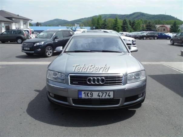 Audi A8 4.2 i Quattro, foto 1 Auto-moto, Automobily   Tetaberta.sk - bazár, inzercia zadarmo