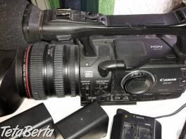 Canon XH A1  , Elektro, Foto  | Tetaberta.sk - bazár, inzercia zadarmo