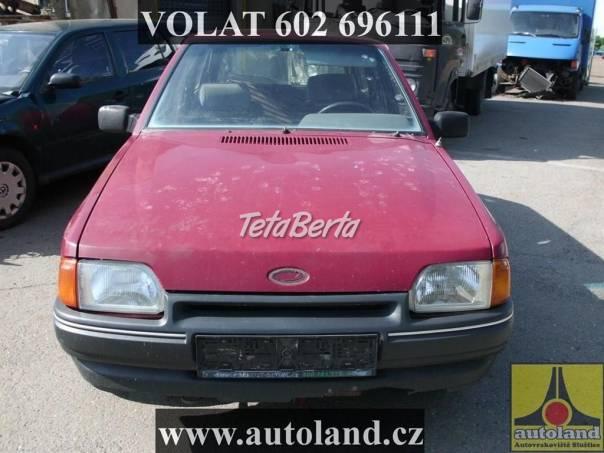 Ford Escort 1,8, foto 1 Auto-moto | Tetaberta.sk - bazár, inzercia zadarmo