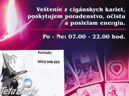 Výklad s aj na diaľku , Hobby, voľný čas, Veštenie a ezoterika  | Tetaberta.sk - bazár, inzercia zadarmo