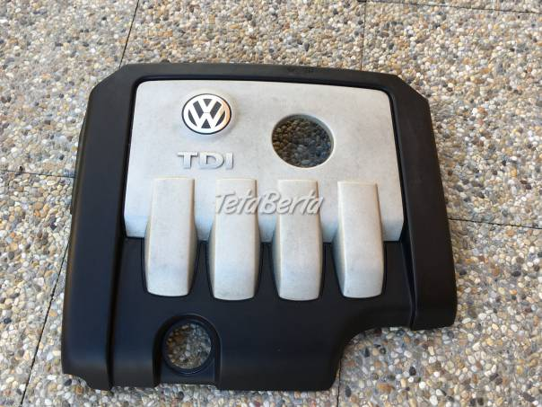 Kryt motora Volkswagen , foto 1 Náhradné diely a príslušenstvo, Automobily | Tetaberta.sk - bazár, inzercia zadarmo
