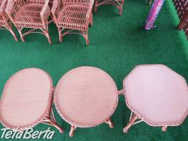 Prútene sedenie , Dom a záhrada, Záhradný nábytok, dekorácie  | Tetaberta.sk - bazár, inzercia zadarmo
