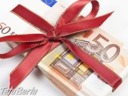 ponuka a finančná podpora jednotlivcom. , Obchod a služby, Financie  | Tetaberta.sk - bazár, inzercia zadarmo