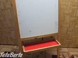 Predám veľkú  drevenú tabuľu. , Pre deti, Školské potreby  | Tetaberta.sk - bazár, inzercia zadarmo