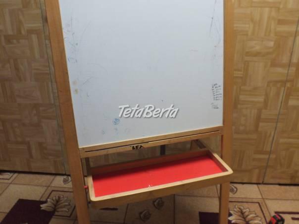 Predám veľkú  drevenú tabuľu., foto 1 Pre deti, Školské potreby | Tetaberta.sk - bazár, inzercia zadarmo