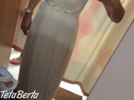 Predám svadobné/spoločenské šaty , Móda, krása a zdravie, Oblečenie    Tetaberta.sk - bazár, inzercia zadarmo