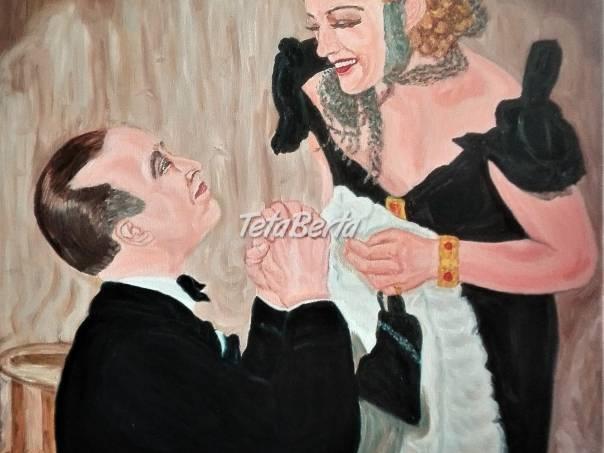 nakreslím (tužka,uhel), namaluji (olej), foto 1 Hobby, voľný čas, Umenie a zbierky | Tetaberta.sk - bazár, inzercia zadarmo