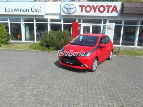 Toyota Aygo X-Play X-Look - ÚSTÍ, foto 1 Auto-moto, Automobily | Tetaberta.sk - bazár, inzercia zadarmo