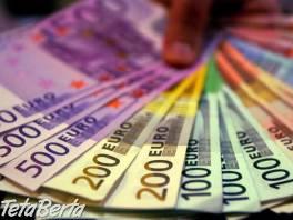 ponuka peňažnej pôžičky , Zvieratá, Psy  | Tetaberta.sk - bazár, inzercia zadarmo