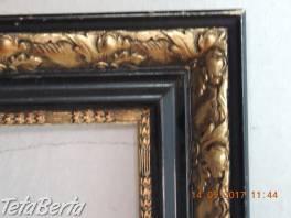 Rám na obraz ,zrkadlo , Hobby, voľný čas, Umenie a zbierky  | Tetaberta.sk - bazár, inzercia zadarmo