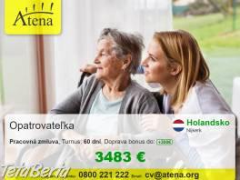 Práca v zahraničí - opatrovanie , Práca, Zdravotníctvo a farmácia  | Tetaberta.sk - bazár, inzercia zadarmo