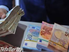 Rýchle a diskrétne pôžičky až do výšky 70 000 eur  , Obchod a služby, Financie    Tetaberta.sk - bazár, inzercia zadarmo