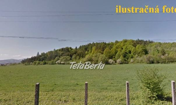 RE01021152 Pozemok / Orná pôda (Predaj), foto 1 Reality, Pozemky | Tetaberta.sk - bazár, inzercia zadarmo