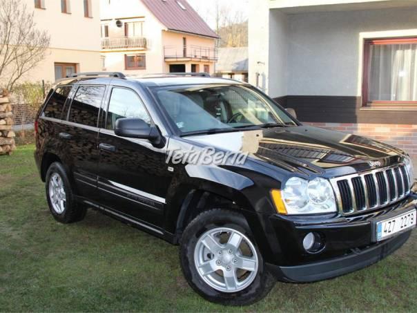 Jeep Grand Cherokee 3,0 V6 CRD, serviska 111tkm, foto 1 Auto-moto, Automobily   Tetaberta.sk - bazár, inzercia zadarmo