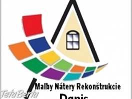 Prevádzame odborné maliarske a rekonštrukčné práce , Obchod a služby, Maľovanie    Tetaberta.sk - bazár, inzercia zadarmo