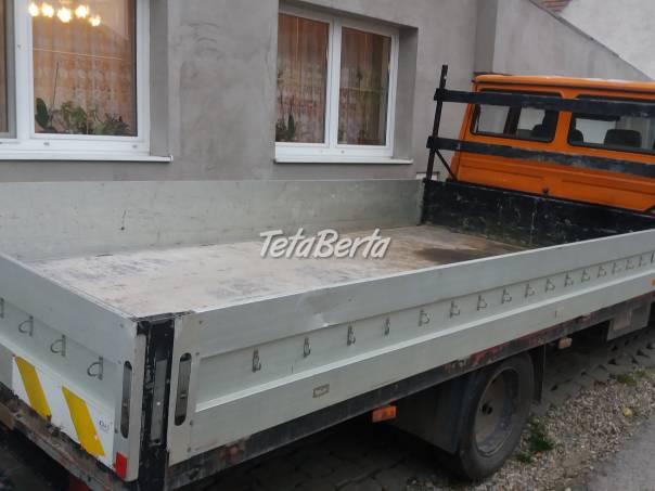 Preprava, sťahovanie, foto 1 Obchod a služby, Preprava tovaru | Tetaberta.sk - bazár, inzercia zadarmo