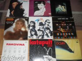 VINYL LP platne: SK + CZ + PL PUNK + SVET