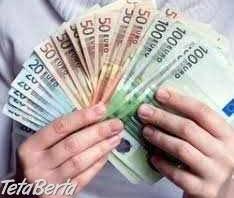 Ponuka úverov medzi vážnymi jednotlivcami , Obchod a služby, Financie    Tetaberta.sk - bazár, inzercia zadarmo
