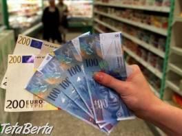 pomoc osobám, ktoré potrebujú finančnú pomoc, , Práca, Ostatné  | Tetaberta.sk - bazár, inzercia zadarmo