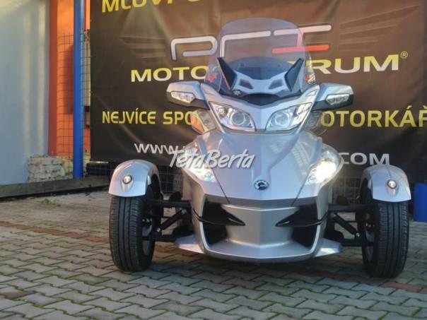 Can-Am  Spyder RT, foto 1 Auto-moto   Tetaberta.sk - bazár, inzercia zadarmo