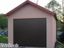 Montovaná garáž - omítka , Reality, Garáže, parkovacie miesta  | Tetaberta.sk - bazár, inzercia zadarmo