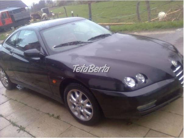 Alfa Romeo GTV Alfa Romeo GTV 2.0 JTS, foto 1 Auto-moto, Automobily   Tetaberta.sk - bazár, inzercia zadarmo